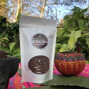 Cacao molido planeta cacao