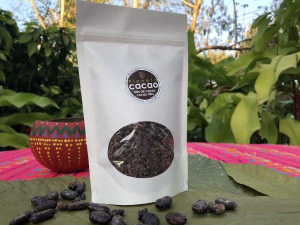 Nibs de cacao planeta cacao