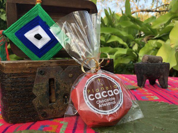 tablilla de chocolate planeta cacao