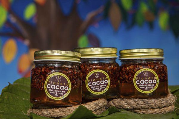 miel de agave planetacacao